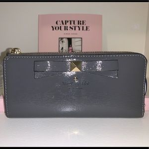 Kate Spade Beacon Court Large Lacey Wallet